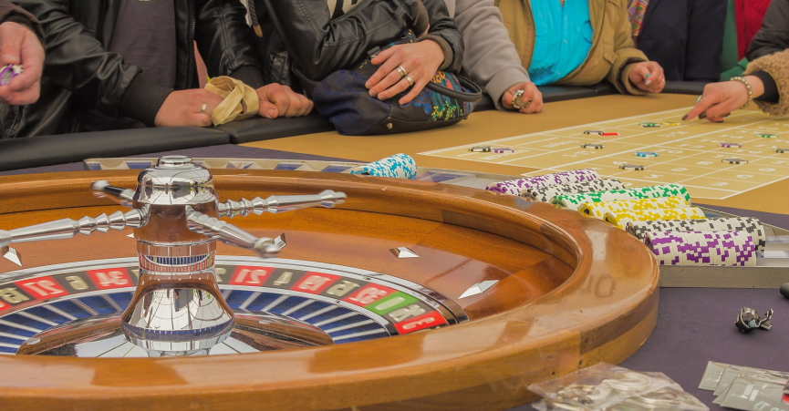 getting addicted to gambling